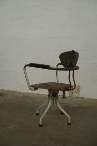 Metal Armchair 2