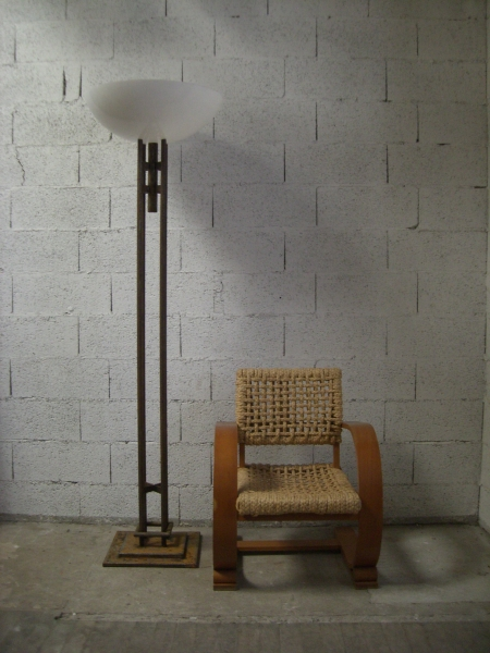Vintage Lighting - Standing Lamp (2 available) 70